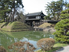 A Gate at Hirosaki Park (jrkester) Tags: japan hirosaki 2008