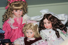 Doll collection 3