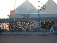 PANDA MOSK & SLAP (drughaus) Tags: sf graffiti us drugs outlaws thiefs bkf