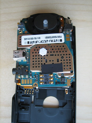 motorola i425 disassembly