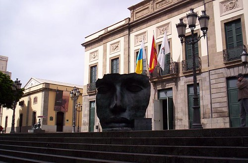 Teatro Guimerá in Santa Cruz