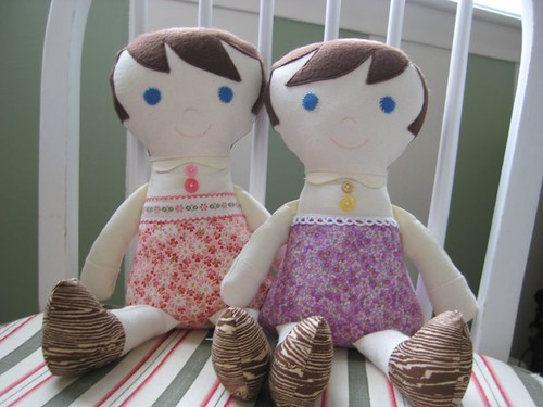 Grace & Madison Dolls
