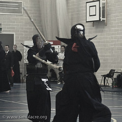 SIM_3108 (simulacre) Tags: england london sweden tournament kendo    senpo teamcompetition  calebcrane  spanishladies londoncup londoncup2008