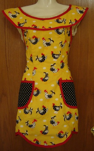 Sassy Apron swap from paige 3