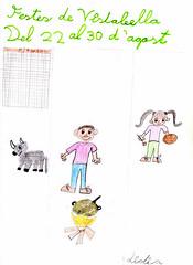 Guanyador concurs llibret 2008 infantil