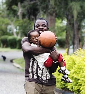 Enjoying Fatherhood