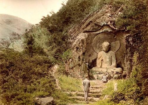 フリー写真素材|芸術・アート|彫刻・彫像|歴史|仏像・大仏|祈る|日本|江南信國|