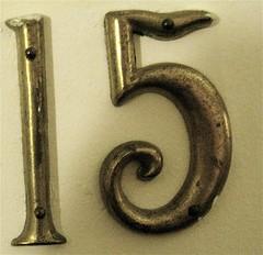 Door Number 15