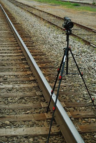 Camera on the Tracks