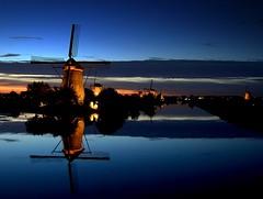 Kinderdijk (peter gertenbach) Tags: holland water wolken windmills lucht kinderdijk wieken zuid molens naturesfinest