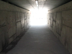 Daytime Light Exposure (Hagop Kazazian) Tags: light public canal high exposure path toilet daytime tunel