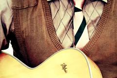 Hfner (Cereal-Killer 72) Tags: texture shirt guitar tie retro explore pullover hfner ltytr2 ltytr1 ltytr3 compositionandcrop