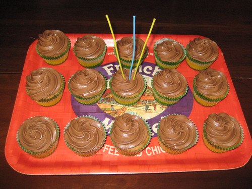 Doug's cupcakes