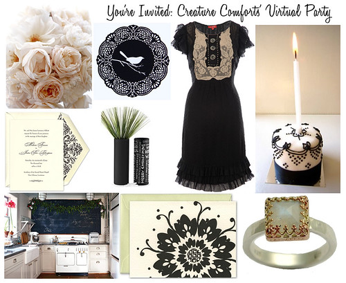 Creature Comforts Virtual Party