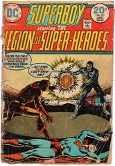 Legion of Super-Heroes 201 (Todd Wilson) Tags: comics superboy lsh legionofsuperheroes legionaires