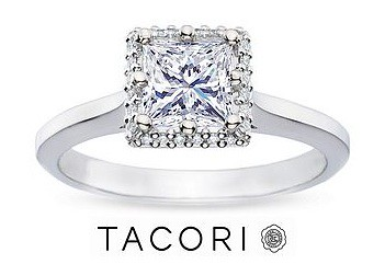 tacori engagement rings trend