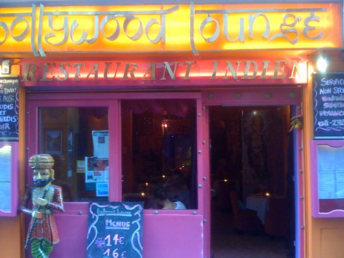 Bollywood Lounge in Paris