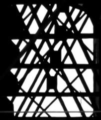 ESTACIÓN DE FERROCARRIL - RAILWAY STATION (juanluisgx) Tags: city urban lines spain exterior ciudad leon urbano abstraction straight lineas abstracciones rectas ferropool utata:project=tw115