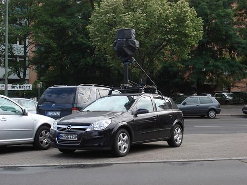 Google Streetview Berlin