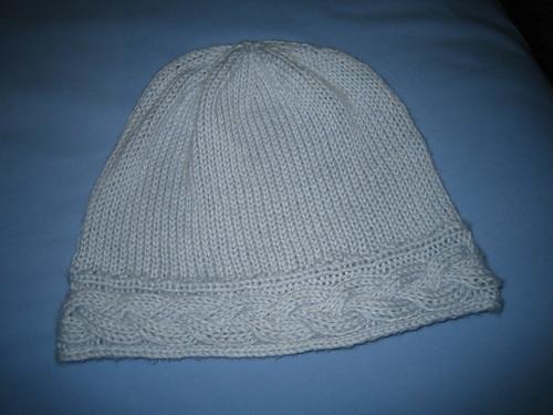 Coronet Hat - reknit