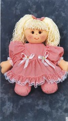 Boneca Juliana - A02 (Moldes videocurso artesanato) Tags: boneca juliana a02