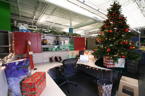 ... Office Bay Decoration Themes