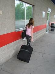 Girl On A Mission (robb marchen) Tags: trip ontario canada sara adventure kingston tori jonasbrothers coachcanada