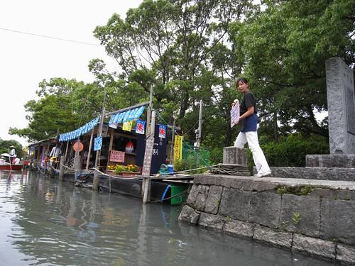 柳川川下り-08