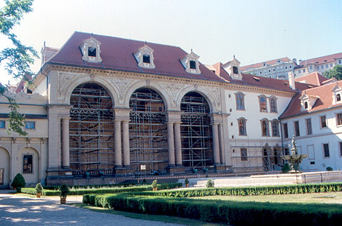 Prague - Wallenstein Palace