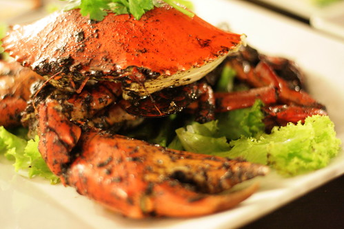 pepper crab (by mintyfreshflavor)