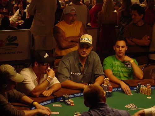 WSOP July 10 2008 Day 3 013