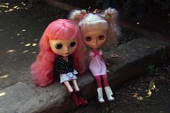 Miwa and Sally in Sant Cugat