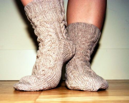 Modeling the Socks