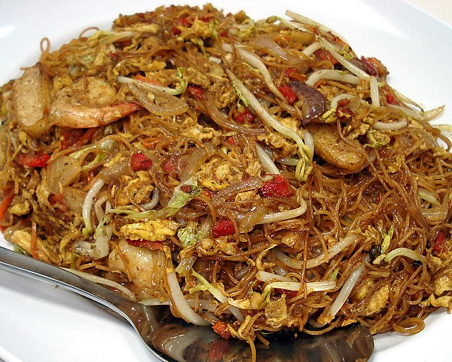 Fried Mee Sua (dry-style)