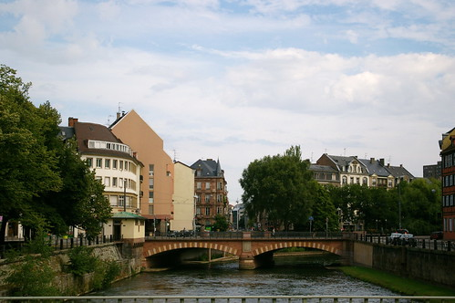 Bridge in Strasbourg