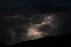 Distant lightning (toptag) Tags: inn bolt thunderstorm lightning blitz gewitter innsbruck
