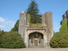 Cuillins_28 Clan Donald Castle Tower