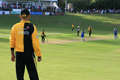 Cricket - Ventnor CC Vs Lashings World XI (s0ulsurfing) Tags: charity blur game sport island focus dof bokeh pov perspective cricket pointofview vectis ventnor isleofwight srilanka 2008 fundraising isle wight wicket steephill lashings cricketers ventnorblog s0ulsurfing charitymatch atapattu southwight marvanatapattu lashingsword11 ventnorcc steephillcricketground lashingsreport