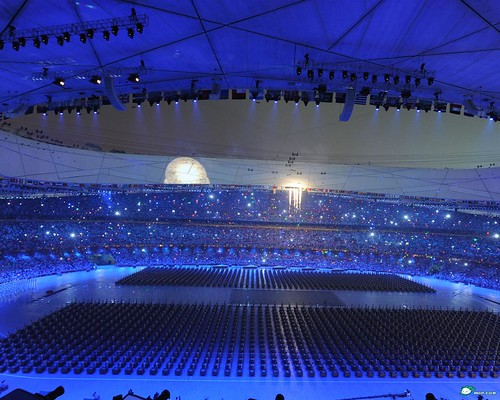 Beijing 2008 Olympic Openning - (1) by you.