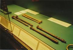 Wooden Timpani Sticks - Vienna (Scott Weatherson) Tags: vienna wood museum sticks percussion baroque batterie timbales timpani slagwerk schlagzeug pauken