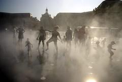 La danse de la brume