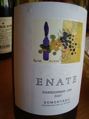 enate chardonnay 234 somontano 2006
