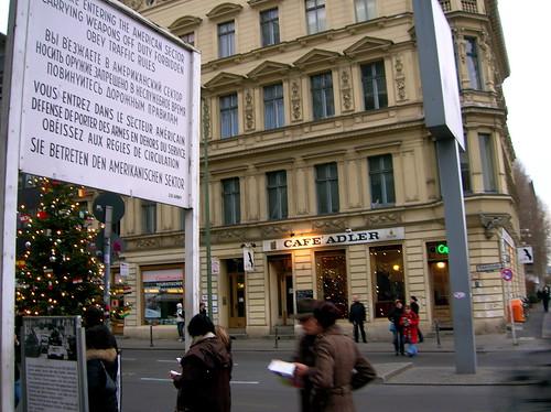 Café Adler - Berlín