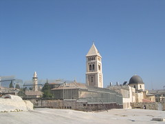 Church of the Holy Sepuchre (upyernoz) Tags: church israel palestine jerusalem  churchoftheholysepulchre  oldcity