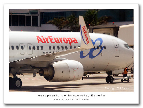 Air Europa deja de volar a Brasil