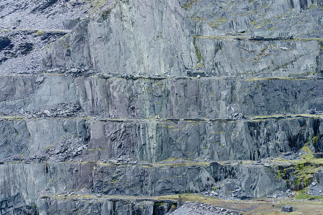 Dinorwic-104 Wall opposite Caban (by Ben Cooper)