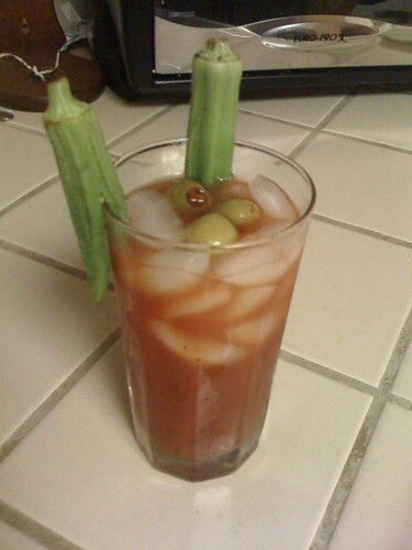 New Bloody Mary Recipe