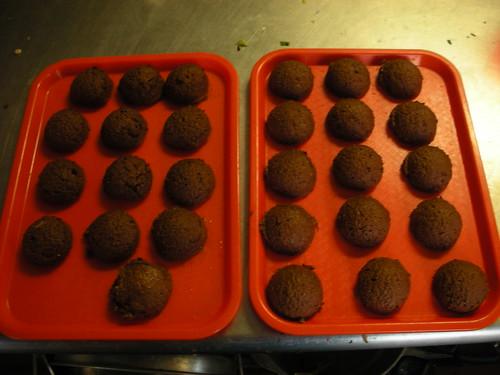 Spicy Cocoa Truffles