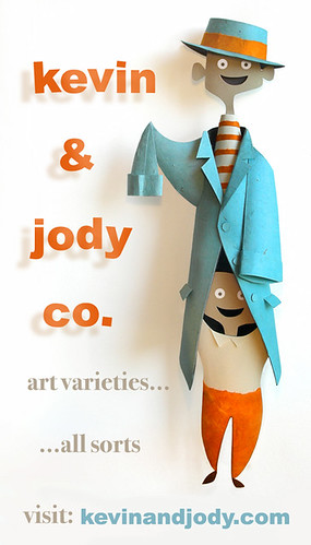 Kevin & Jody Co. Business Card