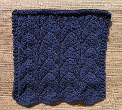Lace Dish Cloth F2